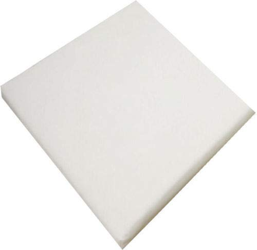 Laufgittermatratze, Laufgittereinlage, Matratze Weiß für Laufgitter 100 x 100cm Neu