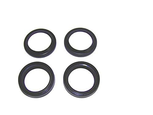 Gabelsimmerringsatz mit Staubkappen 56-129 für H o n d a Kawasaki S u z u k i Y a m a h a