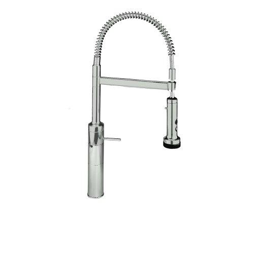 Big Sale Best Cheap Deals Jado 832/870/355 IQ Single Lever Semi-Professional Kitchen Faucet, UltraSteel (PVD)