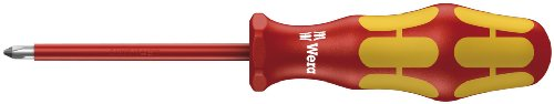 mejores Destornilladores de cabeza Philips Wera 5006152001 - Destornillador de cabeza Philips