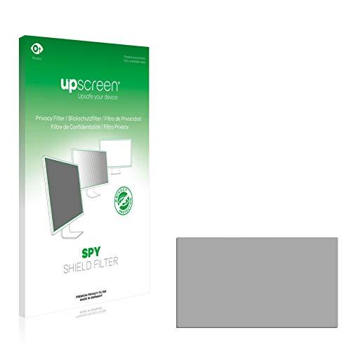 upscreen Blickschutzfilter kompatibel mit BenQ GL2450HT Privacy Filter - Anti-Spy Blickschutzfolie Sichtschutz-Folie