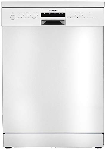 Siemens 12 Place Settings Dishwasher (SN256I01GI, Silver Inox)