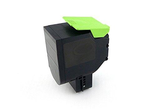 Green2Print Toner Black, 3000 Pages, Replaces Lexmark 71B0010, 71B10K0, Toner Cartridge for Lexmark CX317DN, CX417DE, CX517DE, CS317DN, CS417DN, CS517DE
