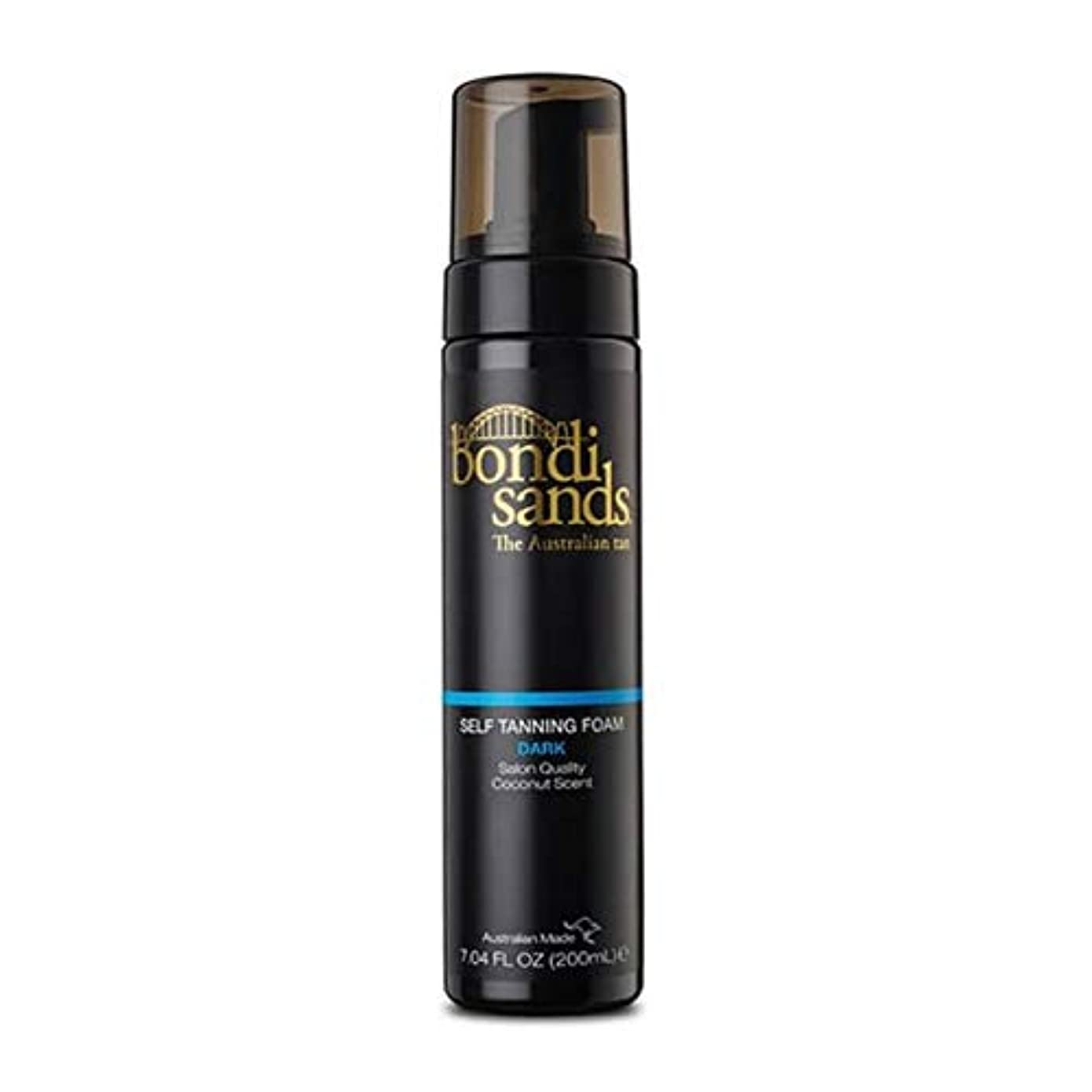 うまくいけば家事をするブレース[Bondi Sands ] ボンダイ砂セルフタンニングフォームダーク200ミリリットル - Bondi Sands Self tanning Foam Dark 200ml [並行輸入品]