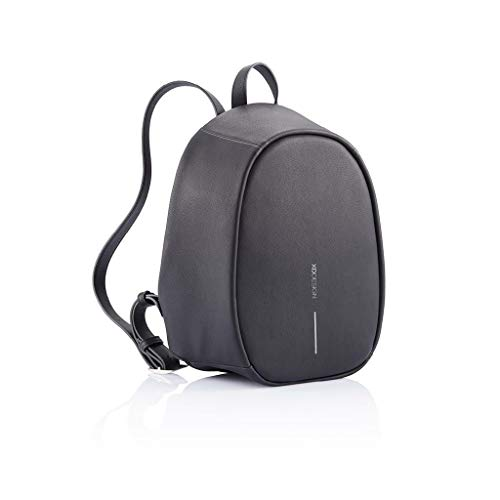 The Original Genuine XD Design Bobby Elle antifurto Zaino Anti-Theft Backpack (Women's bag) (black)
