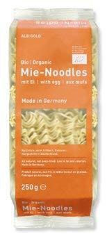 Alb-Gold Bio Mie-Noodles mit Ei (2 x 250 gr)