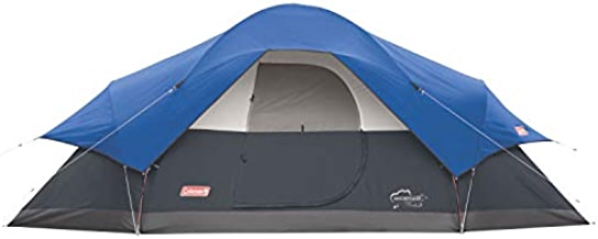 Coleman 8-Person Tent for Camping   Red Canyon Car...