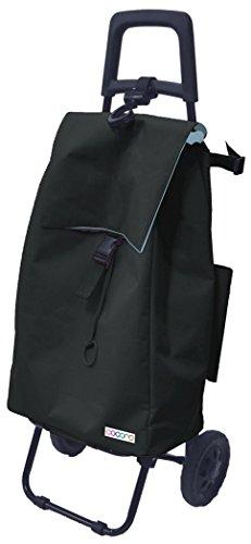 レップ COCORO(コ・コロ) ショッピングカート 無地 カートセット Sサイズ BLACK 424742
