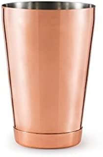 Koriko Small Weighted Shaking Tin - Copper-Plated/18oz (532ml)