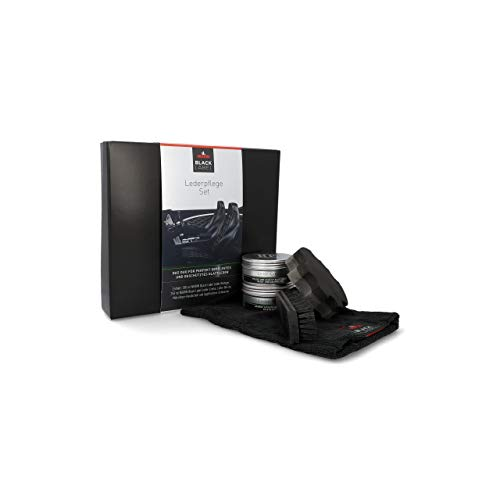 NIGRIN Black Label 72059 Lederpflege-Set