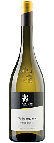 Kellerei Kaltern Weißburgunder 2019 Südtirol Pinot Bianco trocken (1 x 0.75 l)