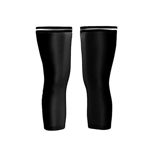 Craft Knielinge Knee Warmer, Black, M/L, 1904062-9999-5