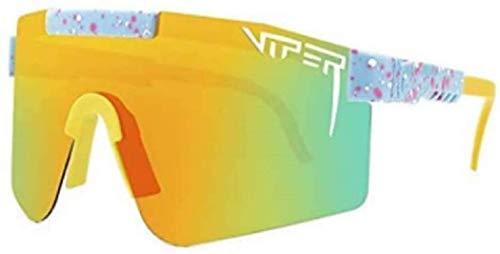 Pit-Viper Gafas de sol, Pit-Vipers polarizadas gafas de ciclismo para mujeres y hombres (X16)