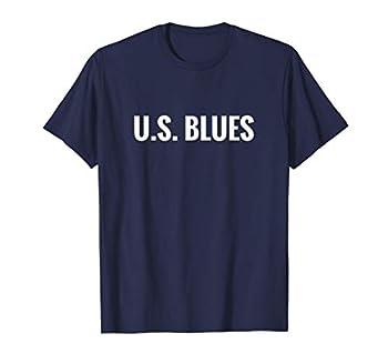 US Blues Classic Rock Jam Band Design Election T-Shirt