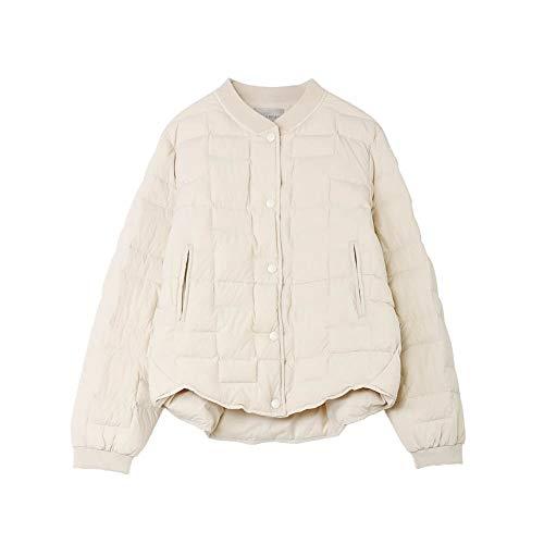 Cappotto Invernale Piumino da Donna Leggero Packable Corto Sciolto Imbottito Giacca Carico Tasca Piumino Outwear Piumini S M L