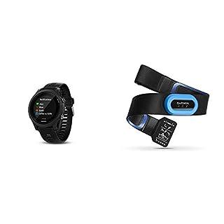 Garmin 010-01746-00 Forerunner 935 Running GPS Unit (Black) Bundle with Garmin HRM-Tri Heart Rate Monitor (B075Z8DTGN) | Amazon price tracker / tracking, Amazon price history charts, Amazon price watches, Amazon price drop alerts