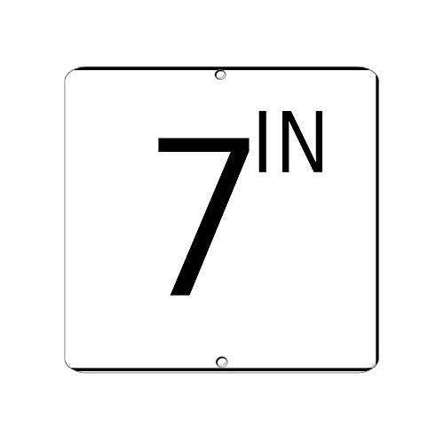 Placa cuadrada de metal con letrero cuadrado de 30 x 30 cm, para actividades de piscina, resistente a la intemperie, para casa, cocina, oficina, jardín, garaje, pared, decoración de calle, nueva placa