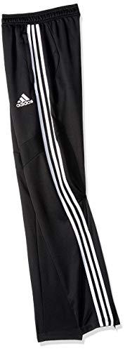 adidas Kids' Youth Tiro19, Black/White, Small