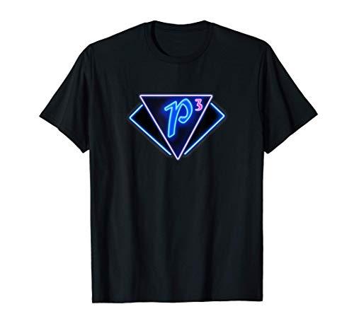 Mens Charmed P3 Night Club Adult Unisex T Shirt T-Shirt