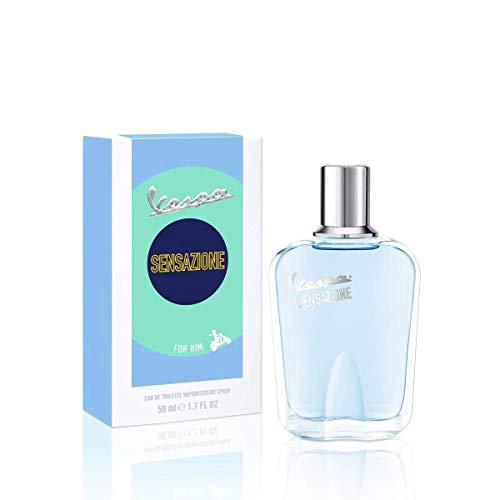 Vespa Sensazione Eau de Toilette Spray für Ihn, 50 ml