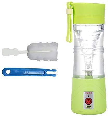 GPWDSN Personal Blender, smoothie Maker, persoonlijke blender draagbare mini mixer roestvrij staal Sharp Super Seal Leakproof deksel zonder BPA