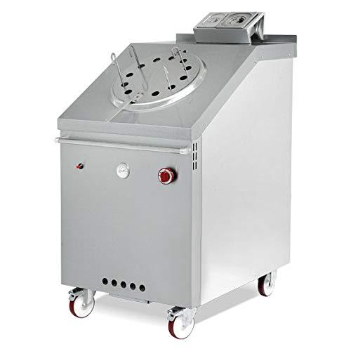 Gas Tandoori Horno - 715 x 1225 mm
