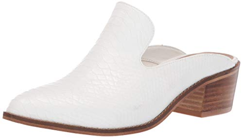 Chinese Laundry Women's Marnie Mule, White Snake, 7 M US