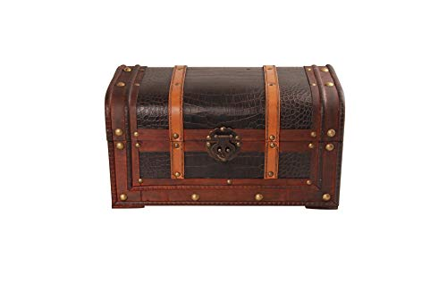 Myboxes - Cofre del tesoro, cofre de piratas, caja de regalo