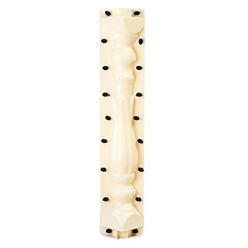 TuToy 80Cm Balaustradas De Plástico Moldes Romanos Molde Para Hormigón Jardín Cemento Yeso