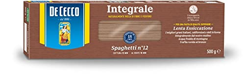 De Cecco Spaghetti Integrali, 500g