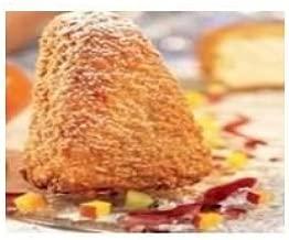 Love and Quiches Crunchy Fried Cheesecake Dessert, 0.32 Pound -- 60 per case.