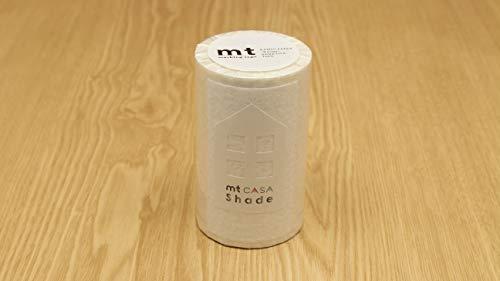 mt Casa Washi papieren afplakband: 3-1/2 in. x 33 ft. (Lace bloem)