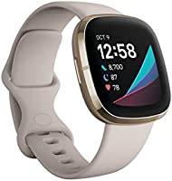 Fitbit Sense Advanced Smartwatch with Tools for Heart Health, Stress Management & Skin Temperature Trends, Alexa...