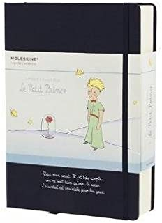Moleskine Le Petit Prince Gift Box Limited Edition (7 x 10.25)
