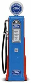 Replica Vintage Digital Gas Pump Ford Brand 1/18