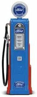 Replica Vintage Digital Gas Pump Ford Brand 1/18