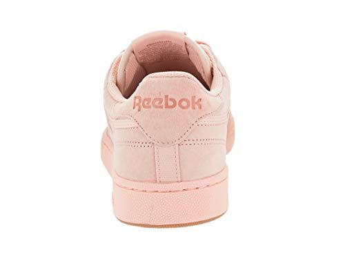 Reebok Club C 85 Tg (Rose Cloud/Rustic Clay-GU) Men's Shoes BS8206
