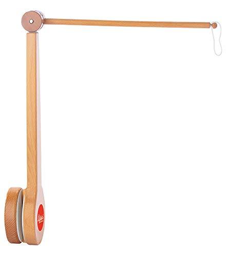 sigikid 49002 Fille et Garçon, potence en bois pour mobile, coloris naturel