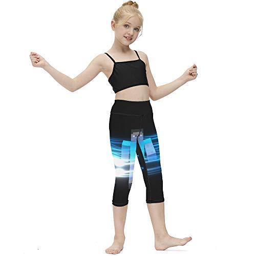 Mi-necr-aft - Mallas para niña (tallas 7-9 años)