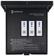 Intermatic Ig2280-Om Surge Protector, 20Ka In/100Ka Sccr Single Phase SPD Type 2 - Outdoor Metal Housing (Nema Type 3R)