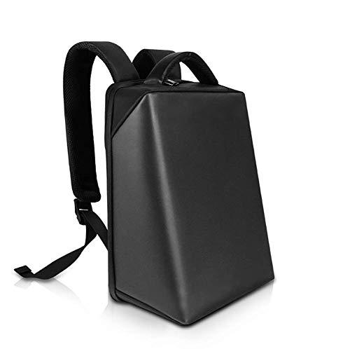 WXJHA Mochila LED Inteligente, Los Hombres Mochila USB Luminosa Bolsa De Pantalla Electrónica para El Senderismo Ciclismo Que Va De Excursión Viajar Actividades Al Aire Libre