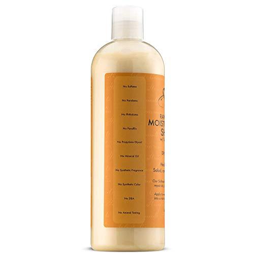SheaMoisture Raw Shea Butter Shampoo & Conditioner Set | 16 fl. oz. Shampoo | 16 fl. oz. Conditioner