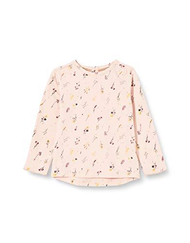 Noppies Baby-Mädchen G Regular LS Kinross T-Shirt, Pale Dogwood-P448, 80