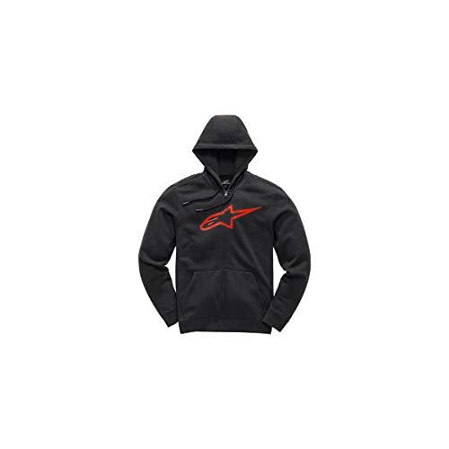 Alpinestars Ageless II - Camiseta para Hombre Negro/Rojo XXL