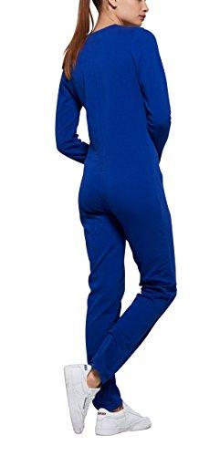 OnePiece Damen Jumpsuit Spirit, Blau (Blue), 40 (Herstellergröße: L) - 2