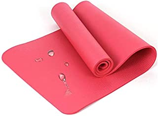 "Golden City , Non-Slip,Thick Yoga Mat Fitness & Exercise Mat NBR(72"" L x 24"" W x 10mm Thick"