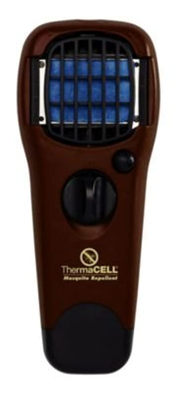 Thermacell Mosquito Repellent Brown w[Earth Scent Refill