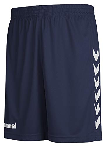 Hummel Jungen Core Poly Shorts, Marine, 140-152