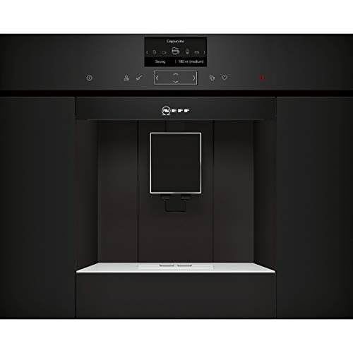 Neff C17KS61H0 Einbau-Kaffeevollautomat HomeConnect schwarz