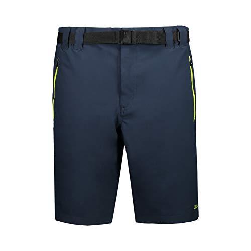 CMP Outdoor Bermuda Stretch, Pantaloni Uomo, Cosmo, 54